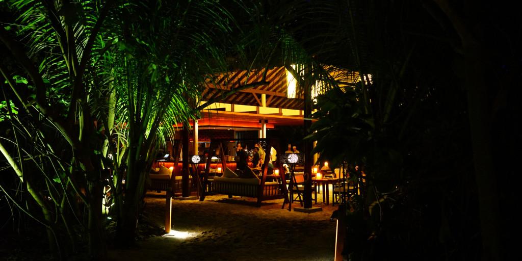 THE GRILL at Park Hyatt Maldives
