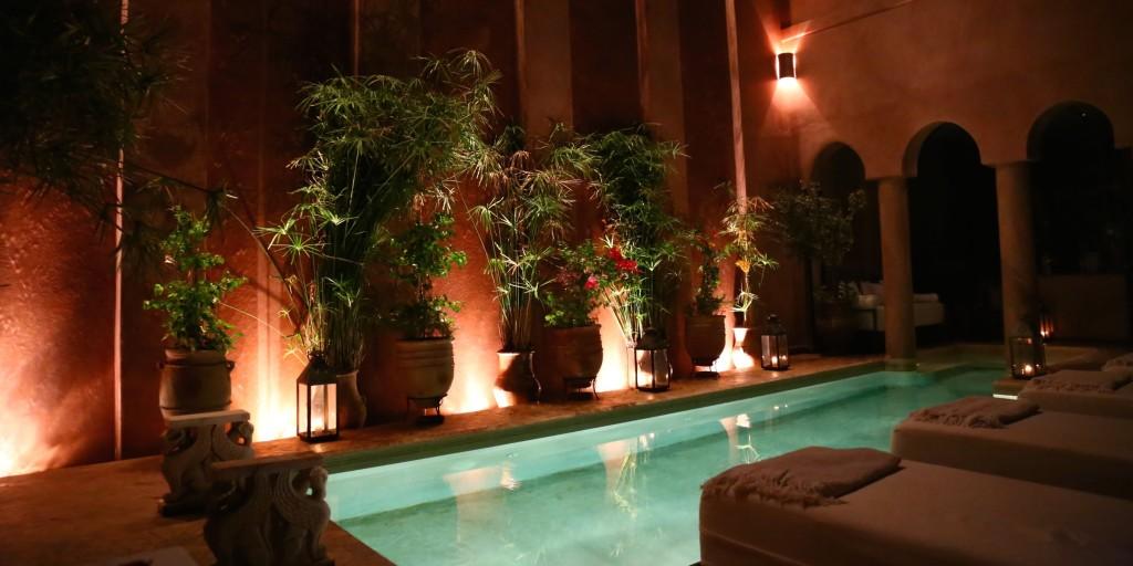 【モロッコ女子旅】ホテルライフー Riad Noir D'Ivoire