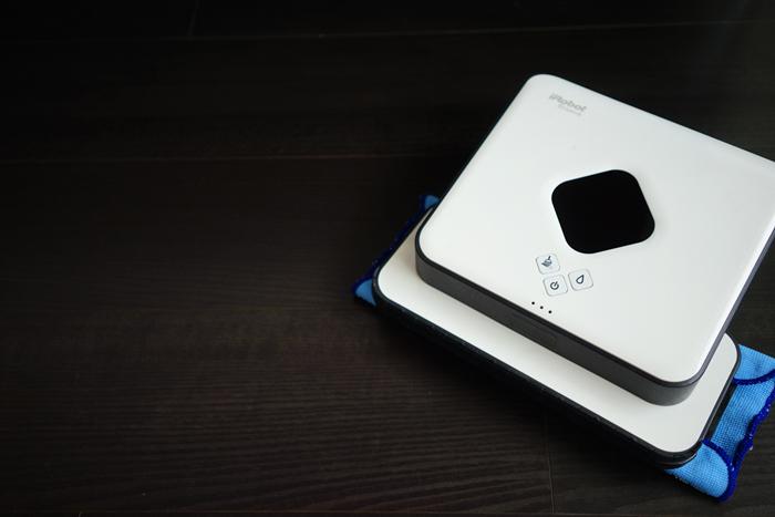 Column: 床拭き掃除ロボット・ブラーバの使い心地と新ブラーバについて