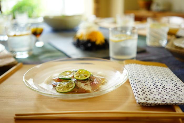 レッスンレポ:真夏の三枝先生お料理教室