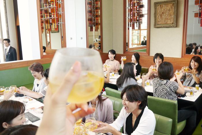 【Event】サントリー×レゾナンス丸ノ内 フルーツブランデーフォトセミナー