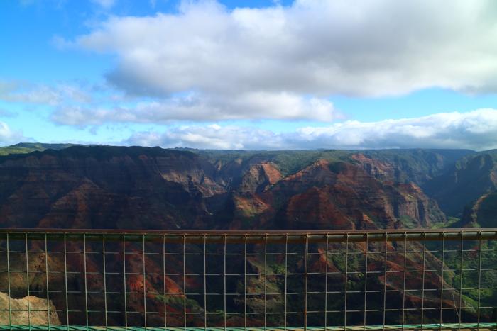 【旅フォト日記】Day4 カウアイ島のグランドキャニオン!ワイメア渓谷