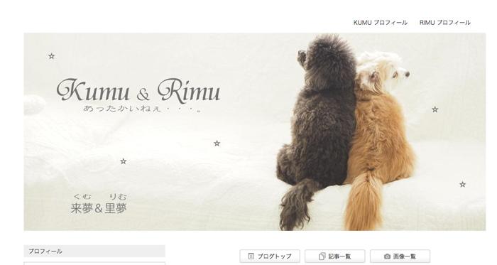 【更新しました!】カスタマイズ作品:Kumu&Rimu