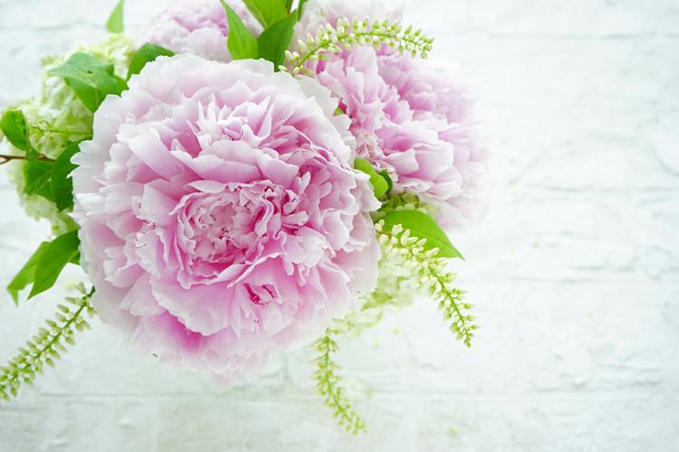お花のある暮らしは<心の余裕>のバロメーター?