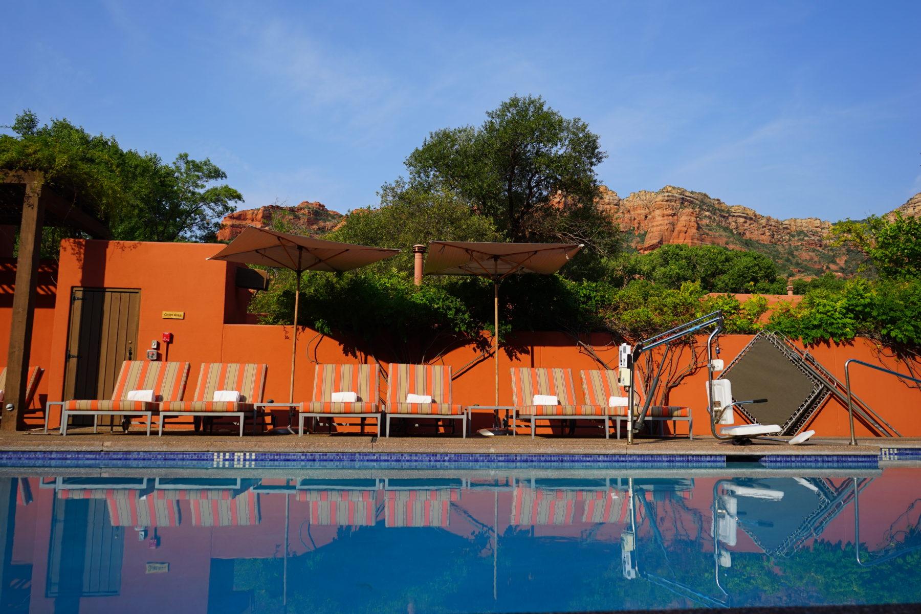 【セドナ&ナパ旅行記】セドナの最高級ホテル・エンチャントメント・リゾート