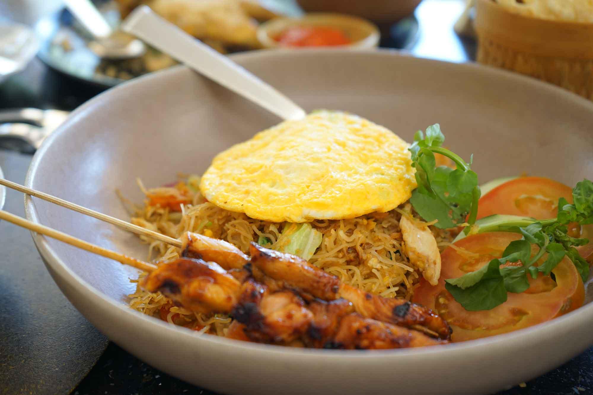バリ島の一流ホテル主催のお料理教室選び